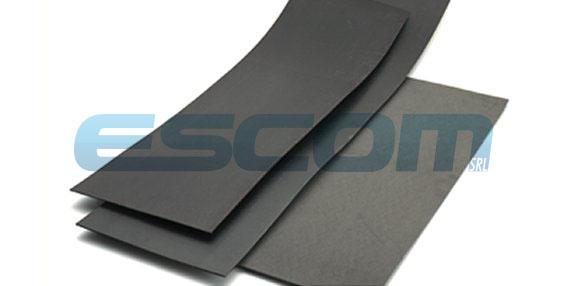 Пластины из гибкого фрикционного материала